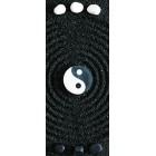 Deursticker ying yang