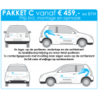 Offerteaanvraag personenauto pakket C