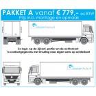 Offerteaanvraag vrachtwagen pakket A
