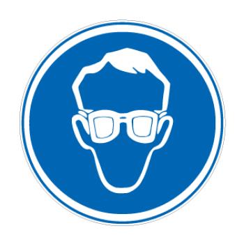 Veiligheid bril