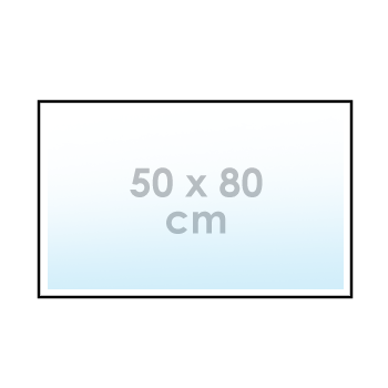 Sticker 50 x 80 cm