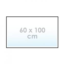 Ontwerp online: sticker 60 x 100 cm