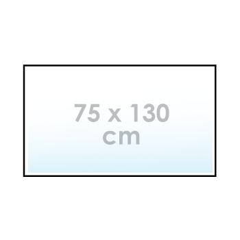 Ontwerp online: sticker 75 x 130 cm